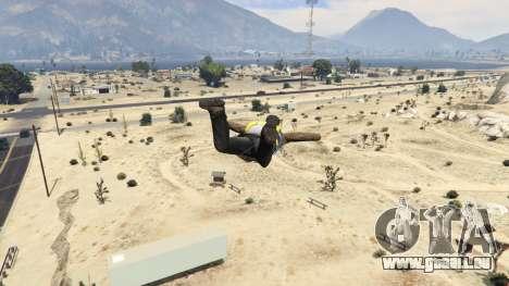 GTA 5 Nice Fly 2.5 dritten Screenshot