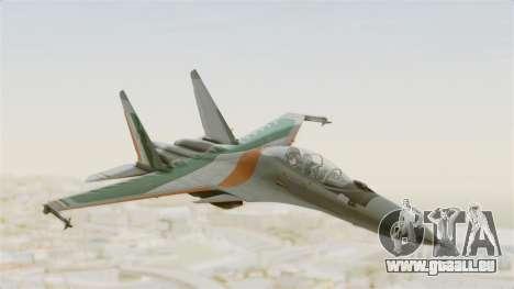 SU-30 MKI pour GTA San Andreas