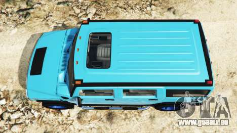 Hummer H2 2005 [Tönung] v2.0 für GTA 5