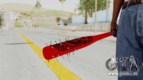 Nail Baseball Bat v2 pour GTA San Andreas