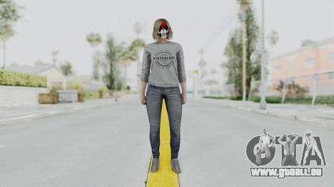 Lowriders Custom Classics DLC Female für GTA San Andreas zweiten Screenshot