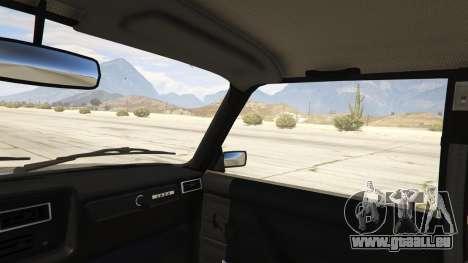 GTA 5 Lada 2107 hinten rechts