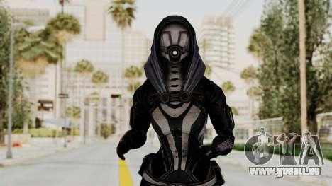 Mass Effect 3 Tali Zorah Armor DLC pour GTA San Andreas