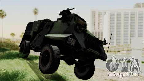 Alvis AT105E Saxon pour GTA San Andreas
