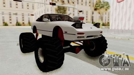 Nissan 240SX Monster Truck pour GTA San Andreas