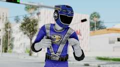 Power Rangers RPM - Blue pour GTA San Andreas