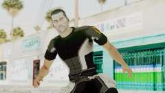 Mass Effect 2 Shepard Casual
