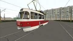 Tatra T3 de service