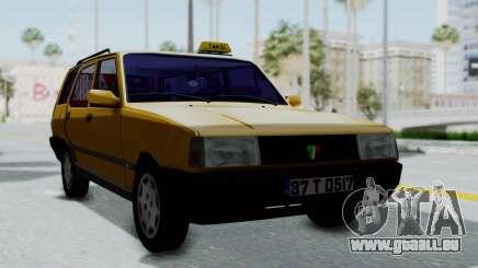 Tofas Kartal Taxi für GTA San Andreas