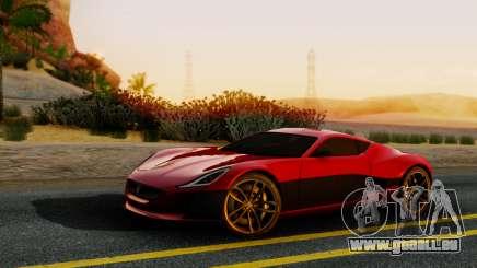 Rimac Concept One für GTA San Andreas