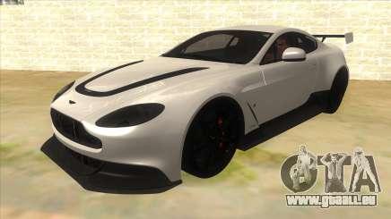 2015 Aston Martin Vantage GT12 pour GTA San Andreas