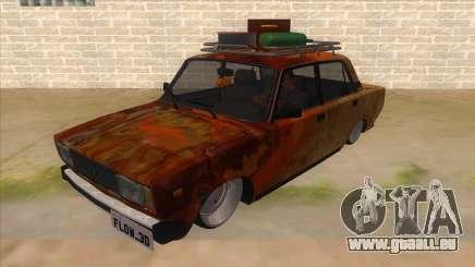 VAZ 2107 Rusty Gringo für GTA San Andreas