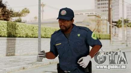 GTA 5 Paramedic LS pour GTA San Andreas