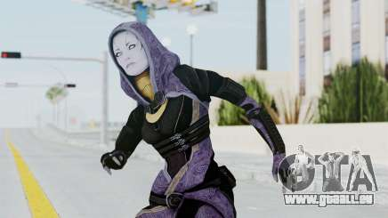 Mass Effect 3 Tali Zorah Unmasked pour GTA San Andreas