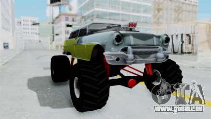 Pontiac Safari 1956 Monster Truck pour GTA San Andreas