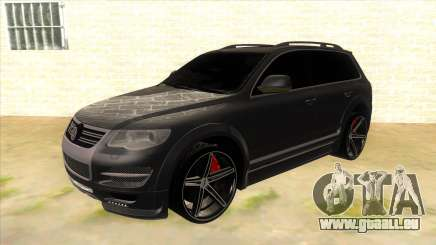 Volkswagen Touareg HQ für GTA San Andreas