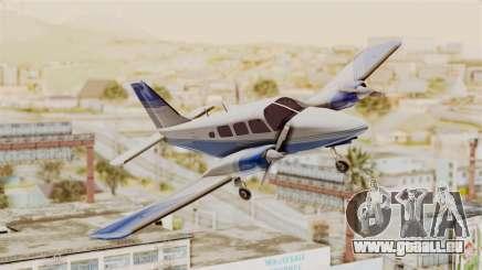 Piper Seneca II v2 pour GTA San Andreas