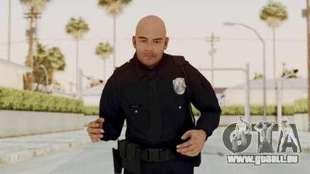 GTA 5 LV Cop pour GTA San Andreas