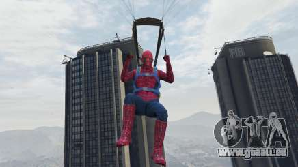 Spider-man pour GTA 5