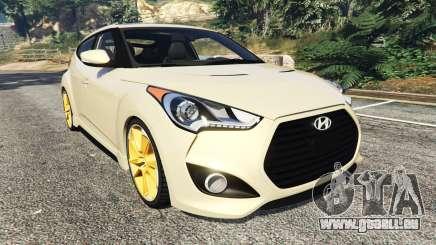 Hyundai Veloster Turbo pour GTA 5