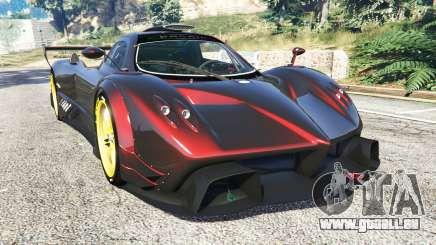 Pagani Zonda R pour GTA 5