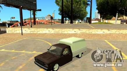 Vis 2345 pour GTA San Andreas