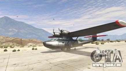 PBY 5 Catalina für GTA 5