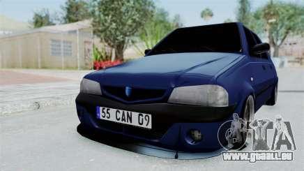 Dacia Solenza berline pour GTA San Andreas
