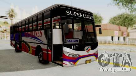 Superlines Ordinary Bus pour GTA San Andreas