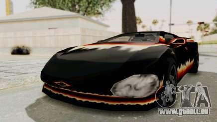 GTA 3 Diablos Infernus pour GTA San Andreas