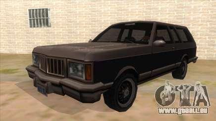 Regina Coupe für GTA San Andreas