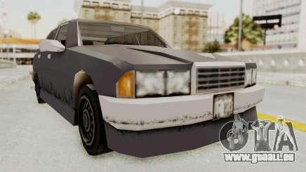 GTA 3 Mafia Sentinel für GTA San Andreas