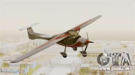 Ultralight Allegro 2000 pour GTA San Andreas