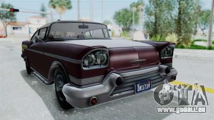 GTA 5 Declasse Tornado Bobbles and Plaques pour GTA San Andreas