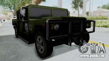 Patriot from Manhunt 2 für GTA San Andreas