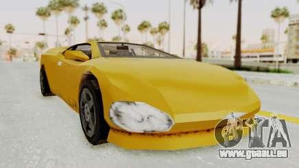 GTA 3 Infernus pour GTA San Andreas