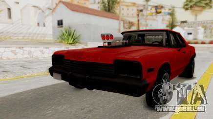 Dodge Monaco 1974 Drag pour GTA San Andreas