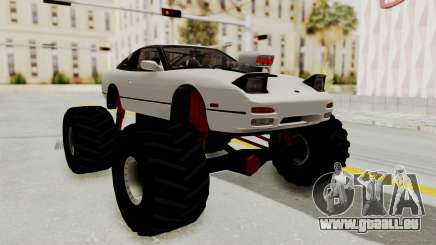 Nissan 240SX Monster Truck pour GTA San Andreas