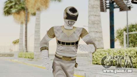 Power Rangers In Space - Silver pour GTA San Andreas