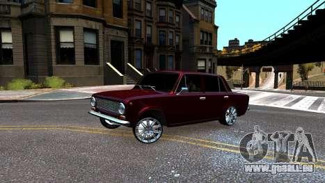 VAZ 21011 Style pour GTA 4
