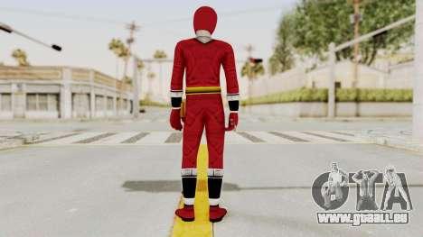 Alien Rangers - Red pour GTA San Andreas troisième écran