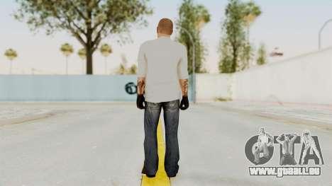 GTA 5 Tattooist v2 für GTA San Andreas dritten Screenshot