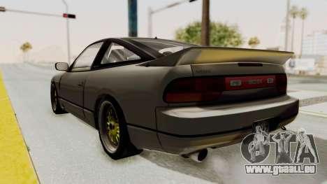Nissan Sileighty RPS13kai für GTA San Andreas linke Ansicht