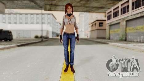 Brooke - Fireburst pour GTA San Andreas deuxième écran