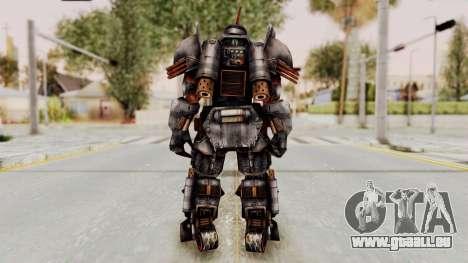 UT2004 The Corrupt - Virus für GTA San Andreas dritten Screenshot