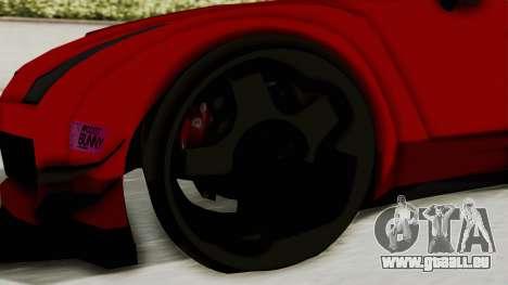 GTA 5 Annis Elegy Twinturbo No Spec pour GTA San Andreas vue arrière