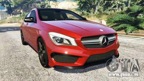 Mercedes-Benz CLA 45 AMG [AMG Wheels] für GTA 5