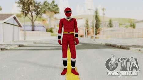 Alien Rangers - Red pour GTA San Andreas deuxième écran