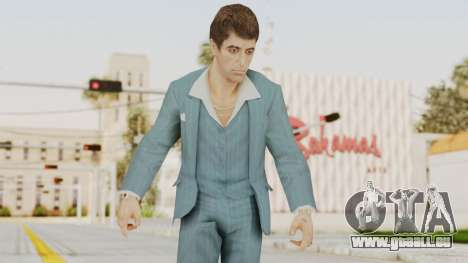 Scarface Tony Montana Suit v3 für GTA San Andreas