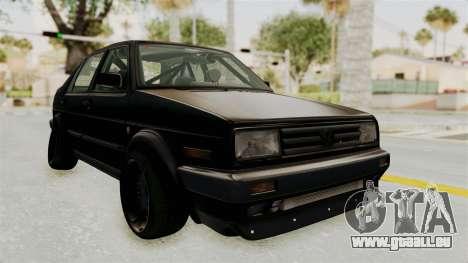 Volkswagen Jetta 2 pour GTA San Andreas